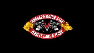 Muscle Cars in the Motor City - Welcome to Vanguard Motor Sales