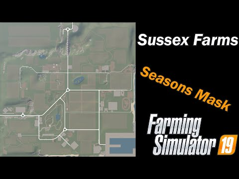 Farming Simulator 19 - Map First Impression - Sussex Farms