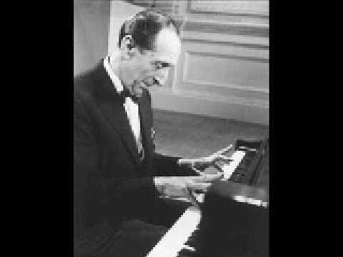 Scarlatti Sonata in A Major K 322 Horowitz Rec 1951