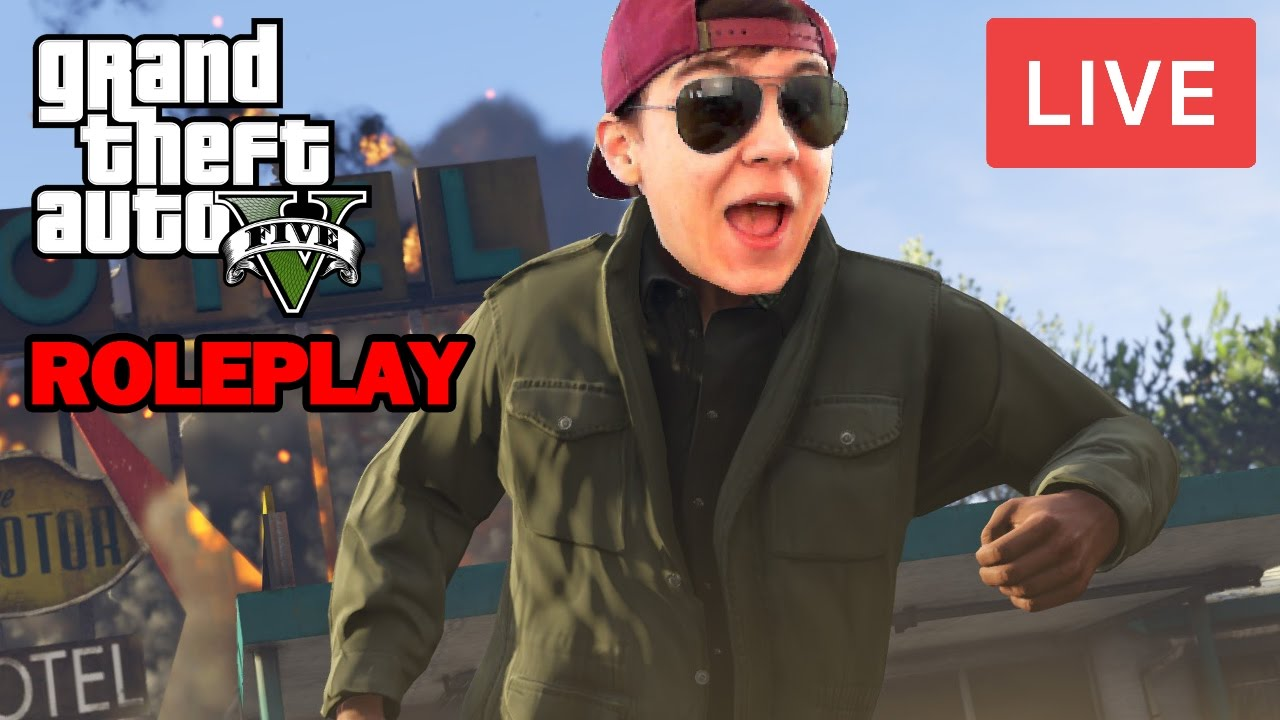 GTA 5 ROLEPLAY LIVESTREAM!  - Arazhul