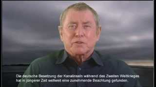 John Nettles talks about the German edition of his book