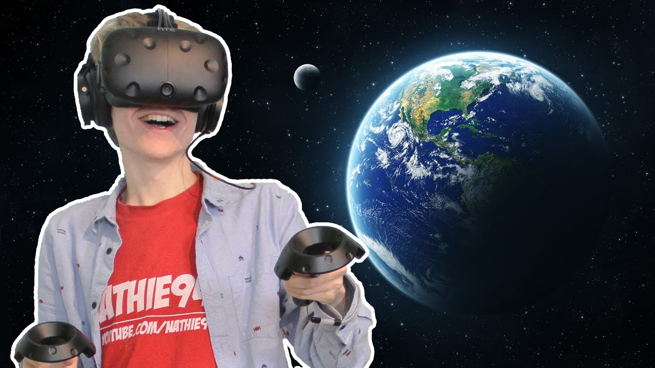 THE UNIVERSE IN VIRTUAL REALITY! | The Lab VR (HTC Vive Gameplay)