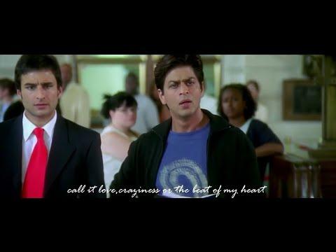 SRK's best Dialogues from Kal Ho Na Ho | I love you Naina| Shah Rukh Khan | Priety Zinta | Saif Ali