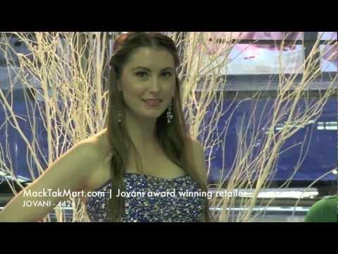 MackTakMart.com   Jovani 4426 Dress Video