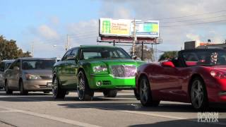 CANDY GREEN 300 on WEST COLONIAL  ORLANDO CLASSIC SERIES