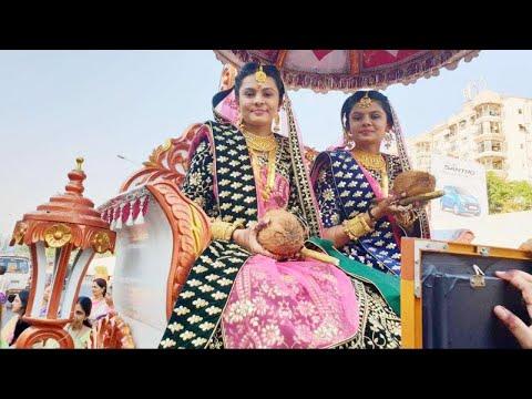 Mumuxu Drashti & Pooja - Malwara Bhauman Speech