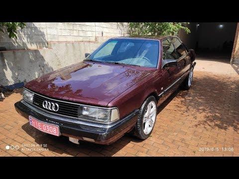 Audi 200 20V Turbo Quattro ! Самая быстрая Ауди 90-ых ! /Обзор/