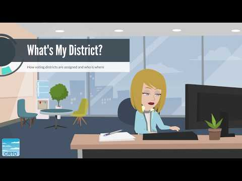 What's My District?