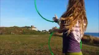 Beautiful Ambient Hooping
