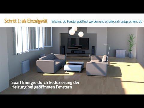 Eaton xComfort RF Heizkörperthermostat (DE)