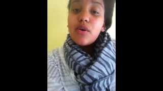 Goapele- Closer To My Dreams (Acapella cover by Mia)