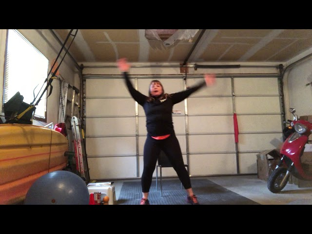 PWR! Moves Circuit with Cherlene Magnuson