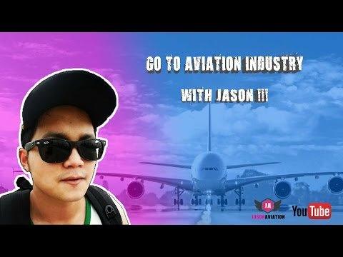 GO TO AVIATION INDUSTRY WITH ME!!!
