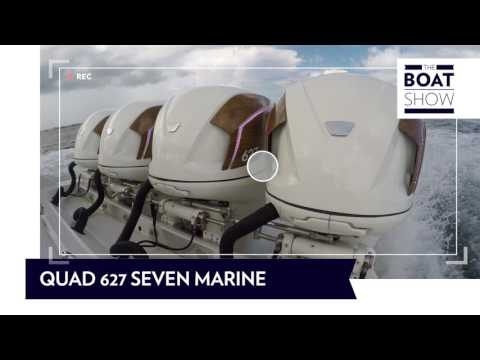 PURE SOUND - QUAD SEVEN MARINE 2508 HP - The Boat Show