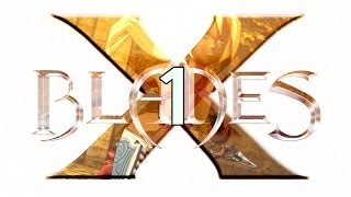 Прохождение X-Blades (Ониблэйд) #1