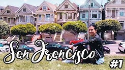 SAN FRANCISCO : LA MAISON DE FULLER HOUSE ET LES PAINTED LADIES !