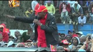 Naibu wa rais aongoza kampeni za kuomba kura, Mai Mahiu, Nakuru