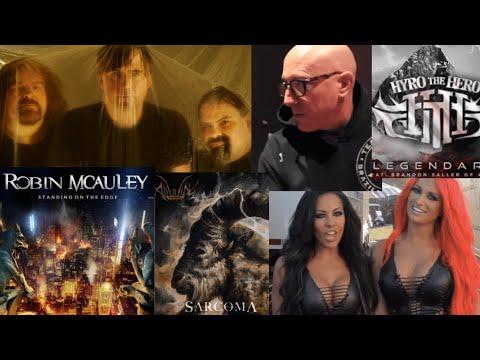 TOOL's Maynard new film - Napalm Death sign - new Butcher Babies - Alluvial - Hyro the Hero Legendar