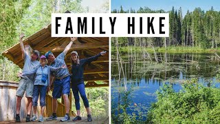 Hiking in Mactaquac Provincial Park: A Fun & Easy Day Trip From Fredericton, New Brunswick, Canada!