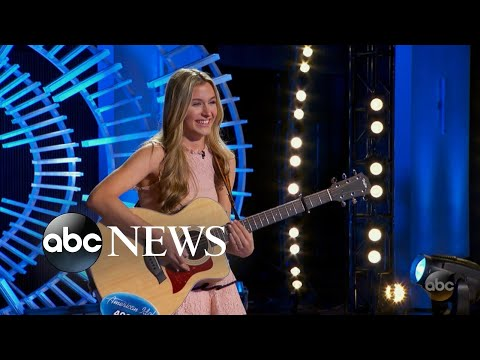 16-year-old gets second chance on 'American Idol'
