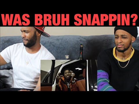 YoungBoy Never Broke Again – Bring 'Em Out | GHETTO REACTION | Official Music Video | FIRST LISTEN