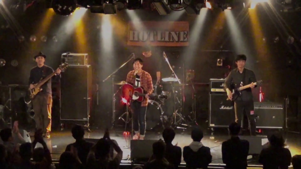 Live the life アーティスト写真