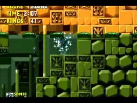 Sonic the Hedgehog 1991: Part 04  Spaß unter Wasser German
