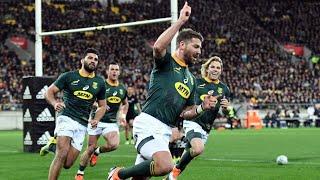 40 Great Springbok Tries Against the All Blacks