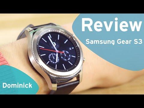 Samsung Gear S3 review: ronduit goed (Dutch)