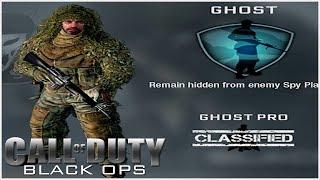 COD Black Ops - Proof Ghost Perk is OVERPOWERED! Call of Duty BO1 Gameplay Vs Ghost Perk Lobby!