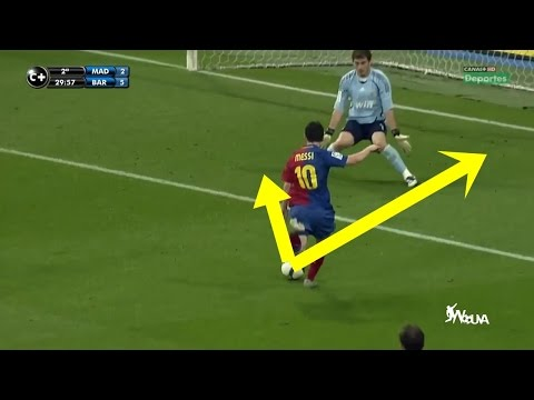 Lionel Messi - Top 10 Fake Shot Goals