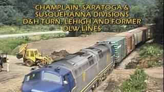 Railfanning The Delaware & Hudson Volume 2