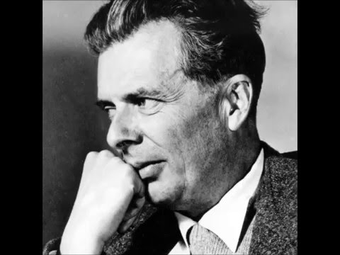 Aldous Huxley  Matter, Mind, and the Question of Survival
