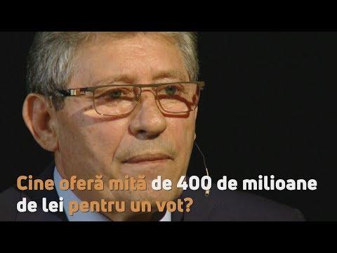 Cutia neagră cu Mariana Raţă / 04.11.18 / Mihai Ghimpu / Cine oferă mită de 400 de milioane?