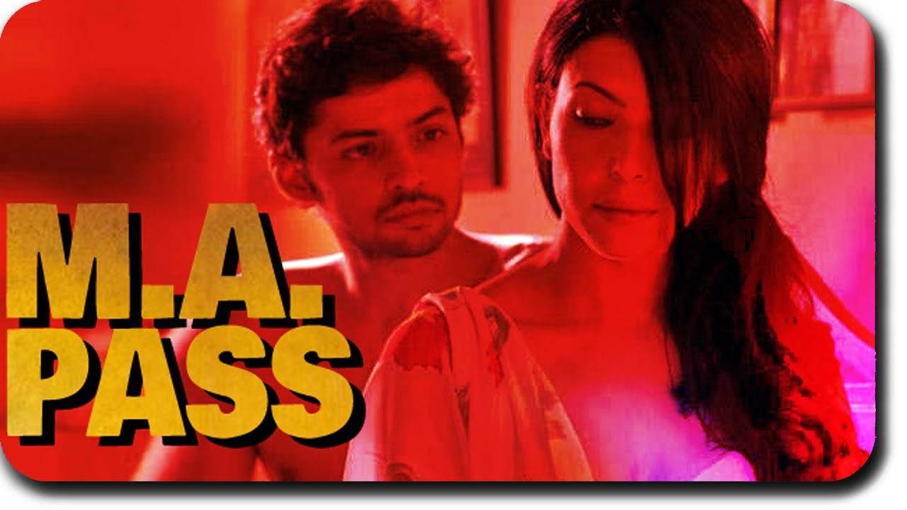 Poster Of M.A. Pass 2016 Full Movie Hindi Dubbed Free Download Watch Online At movies365.in