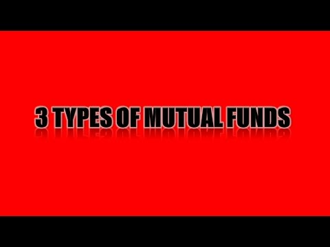 3 TYPES OF MUTUAL FUNDS: Different Types Of Mutual Funds In The Philippines