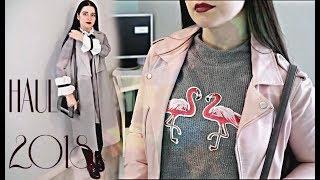 ПОКУПКИ ОДЕЖДЫ НА ВЕСНУ 2019 с ПРИМЕРКОЙ Lamoda SheIn Zarina O'STIN  H&M GEPUR