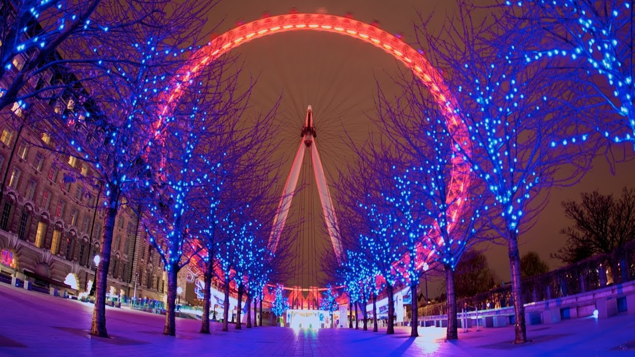 Christmas activities for children in London