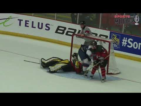 USA 2 Canada West 1 (WJAC highlights)