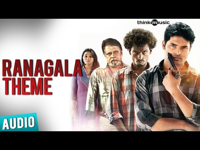 Ranagala Theme Full Song - Moodar Koodam