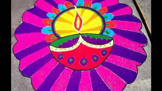 Rangoli images Diwali 2014