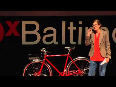 The return of skilled labor manufacturing to detroit: Jennifer Guarino at TEDxBaltimore 2014