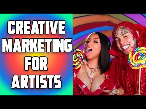 8 Creative Music Marketing Strategies for Rappers/Artists!
