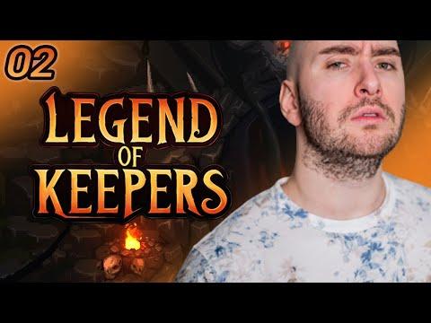 Vidéo d'Alderiate : [FR] ALDERIATE - LEGENDS OF KEEPERS - EPISODE 2