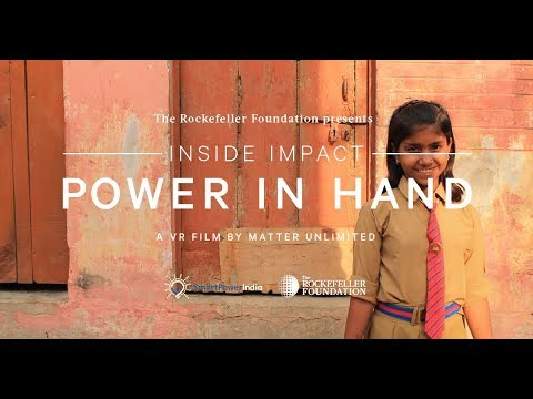 Power in Hand: A 360 Experience