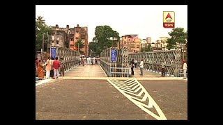 Bailley bridge, level crossing opens at Majherhat 38 days after bridge collapse