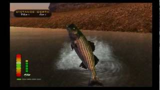 """Bass Pro Shop The Strike - Wii """"Incredible catch ! ! !"""""""