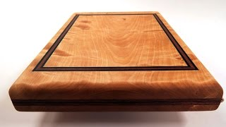 Making a Wooden Laptop Case