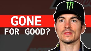 Has Maverick Vinales' Time At Yamaha Come To An End Already?