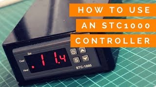 STC1000 Temperature Controller User Guide - Setting Temperatures, Ranges and Calibration